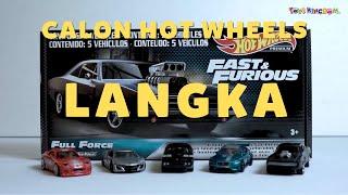 BONGKAR YUK! - HOT WHEELS CAR PREMIUM BUNDLE FAST & FURIOUS!! COCOK BUAT KOLEKTOR!
