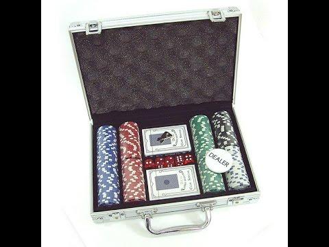 Набор для игры в покер - все для покера