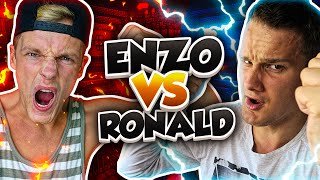 ENZO VS RONALD!