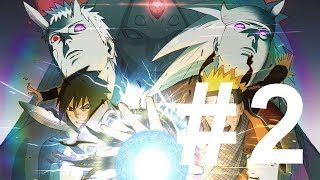#2 Naruto Storm 4 Story PS4 Live