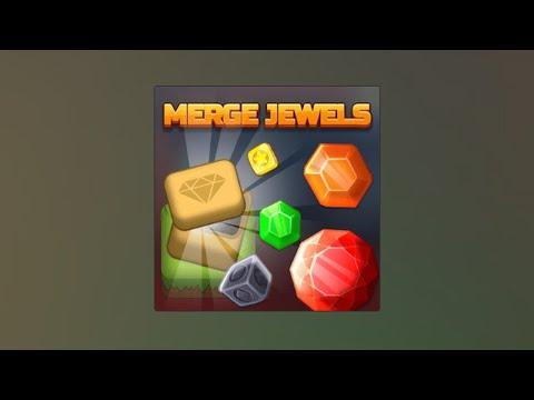 Merge Jewels // Gameplay