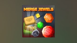 Merge Jewels // Gameplay
