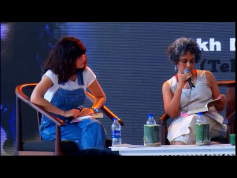 Arundhati Roy & Divya Dwivedi | Ministry of Utmost Happiness | Kerala Literature Festival 2018