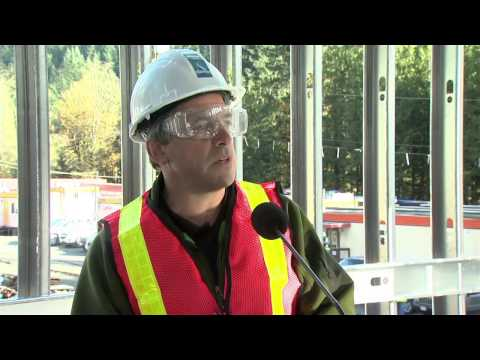 Coquitlam UV Update 2012 - Disinfecting With Light