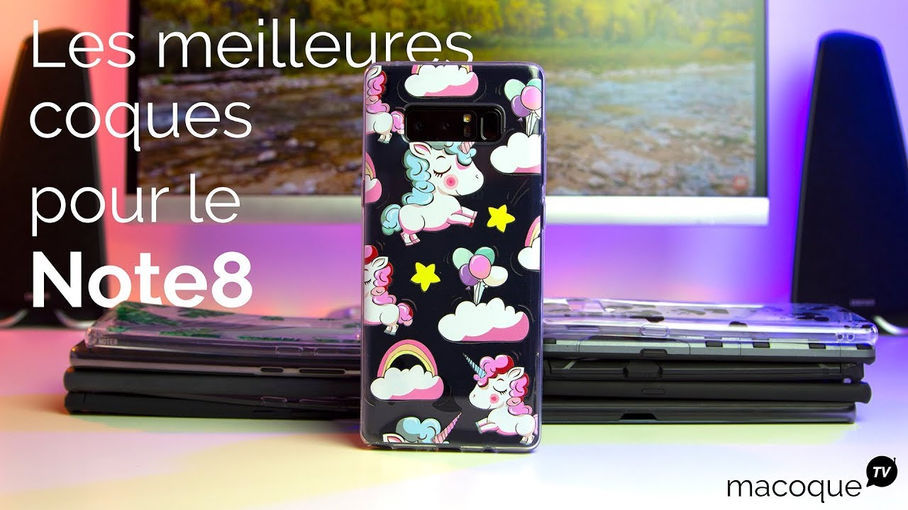 coque iphone 8 galaxy note 8