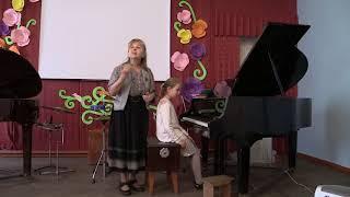 Открытый урок Бизюковой Л.Э.(фортепиано)5 часть