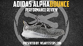 wholesale dealer fe5ad 5ae46 Adidas AlphaBounce Review Aramis Stayfresh - YouTube