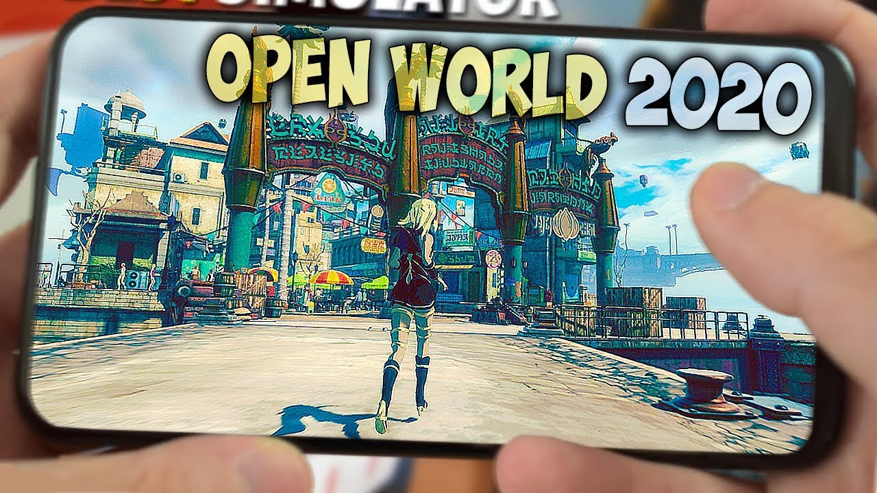 Best Offline Android Games 2020.Open World Games Top 10 Best New Android Ios Games In 2019 2020 Offline Online