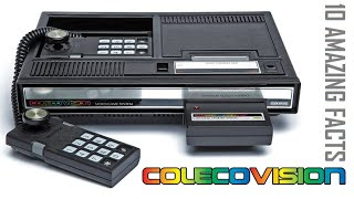 10 Amazing ColecoVision Facts