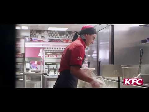 Работа в KFC : заполнить анкету соискателя