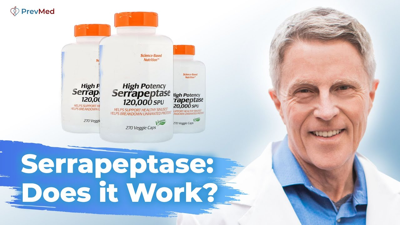 Serrapeptase: A Natural with Lots of Promise: But Does it Work? :Ford Brewer