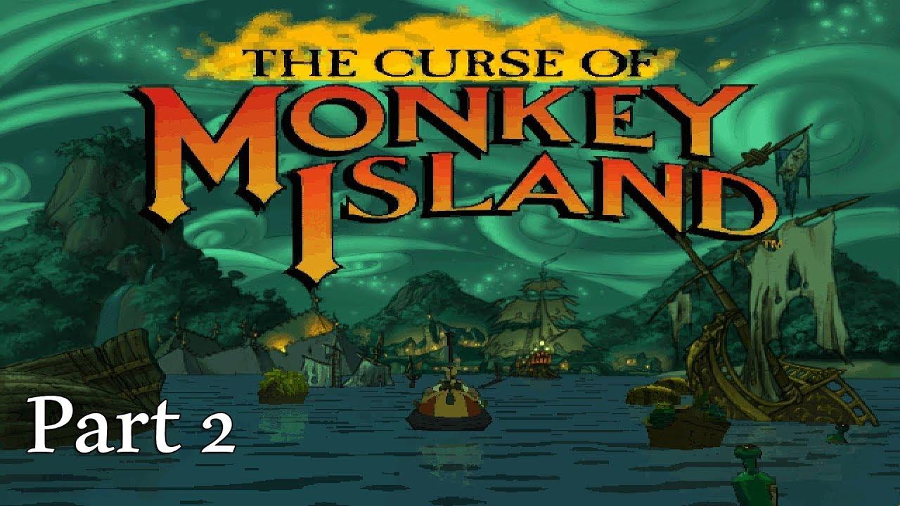 The Curse of Monkey Island - Gamer Walkthroughs