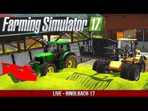 Farming Simulator 17   Bindlbach   Stream 2   belle map fs17 !