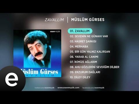 Zavallım (Müslüm Gürses) Official Audio # #müslümgürses
