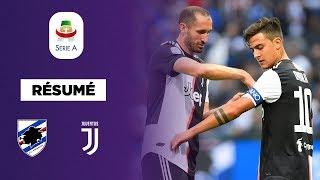 Résumé : La Juventus tombe contre la Sampdoria pour la dernière d'Allegri