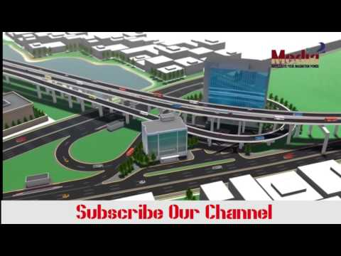 Vision 2021 Dhaka bangldesh 3D model