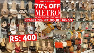 Metro Shoes 70% OFF Summer Cle…