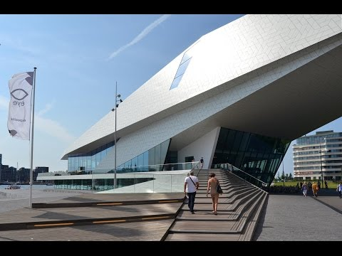 Amsterdam: Eye Filmmuseum At The Ij