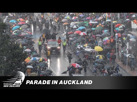 America's Cup Parade Auckland