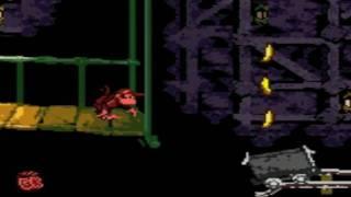 Donkey Kong Country [GBC] - Mine Cart Madness