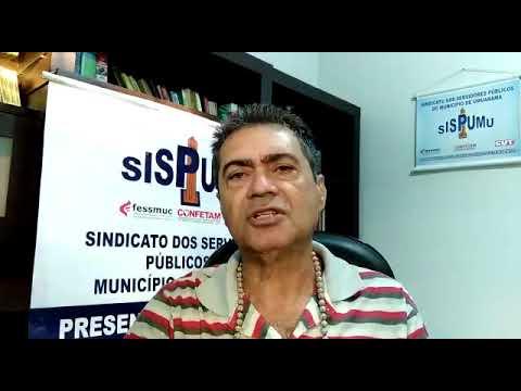 Presidente do Sispumu fala sobre negociação salarial do funcionalismo municipal de Umuarama
