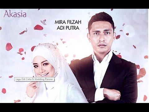 Ost Cinta si Wedding planner HD - TAKKAN PERGI (LIRIK)
