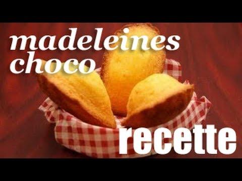 recette-:-madeleine-chocolat