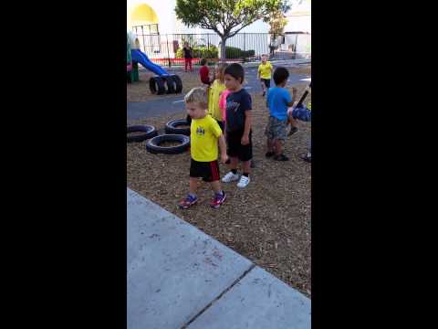 Montessori School of Oceanside Playground Fun