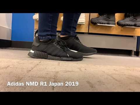 Adidas Nmd R1 Japan 2019 Youtube
