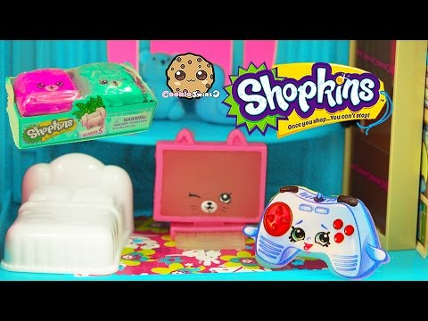 Season 5 Shopkins Petkins Backpack Blind Bag + Play Video - Cookieswirlc