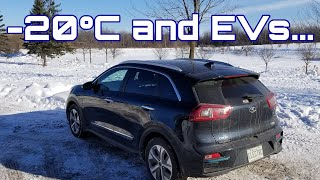 Electric cars in winter... Any good?