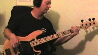 Duran Duran - Reach Up For The Sunrise bass cover