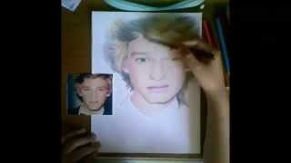 Drawing cody simpson 2