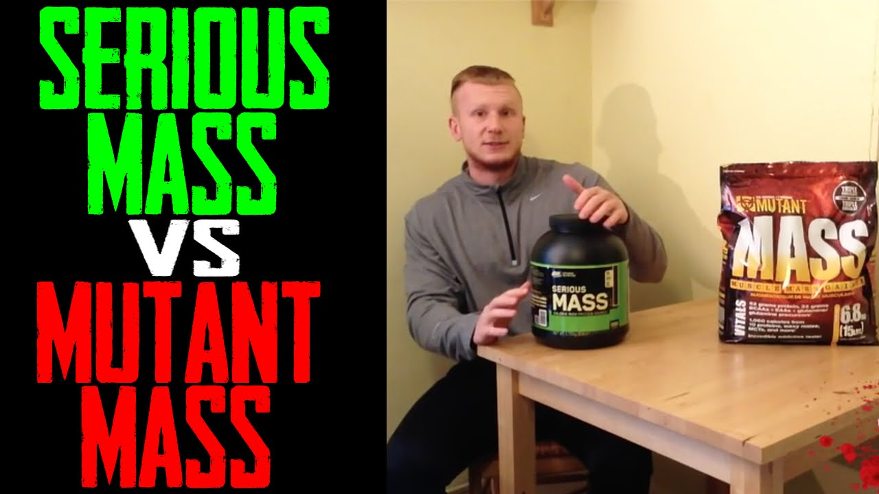 Serious Mass V Mutant Supplement Review E12 Youtube Iso Extreme Effect