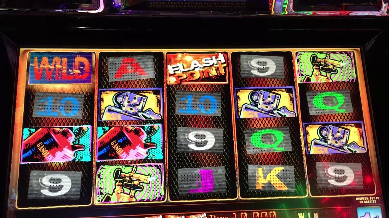 Slot Machine In Flash