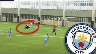REBEL FC VS MAN CITY - BEST FOOTBALL GOAL ON YOUTUBE?