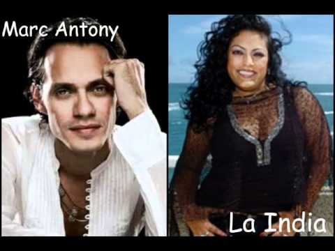 India and marc anthony - 5 7