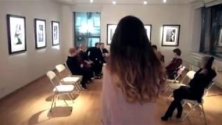 Новости от Даны: Выставка MtF и лекция о Т* сообществе