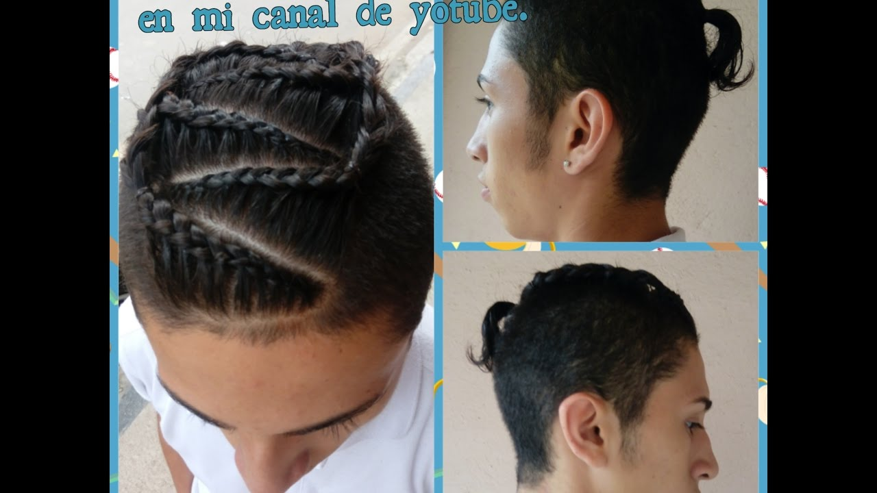 Imagenes de peinados rastas para hombres