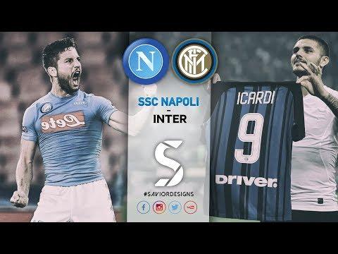 SSC Napoli - F.C. Inter | Promo | HD