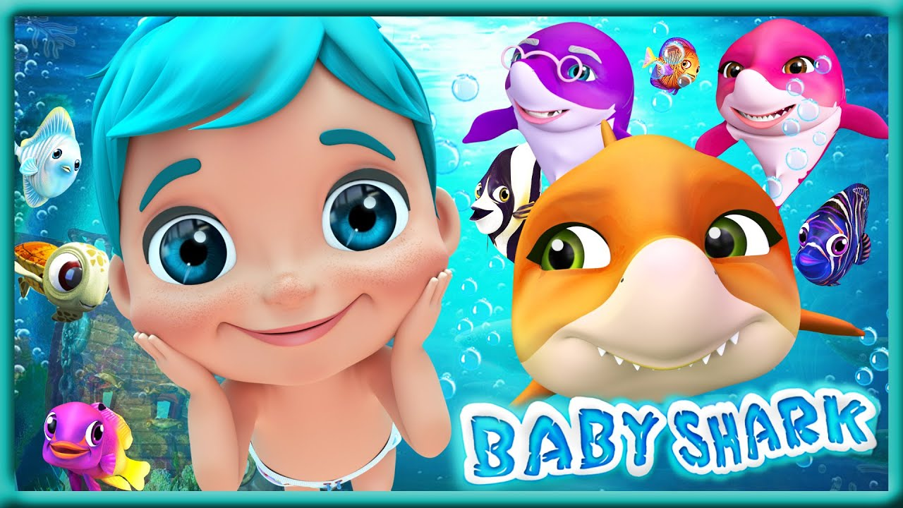Baby Shark Original Song , Yes Yes Wheels Song +The BEST SONGS For Children - Viola Kids Songs