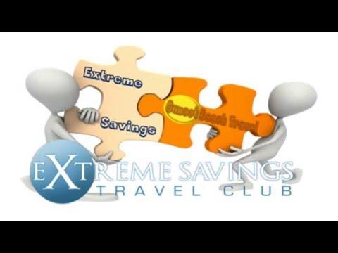 Extreme Savings Travel Club's Booking Engine Intro