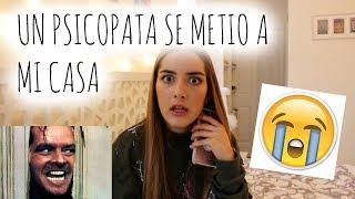 UN PSICOPATA SE METIO A MI CASA | Story Time | Sincerely Mvu