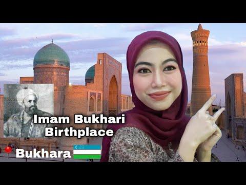 Indonesian Reaction Bukhara, Uzbekistan | Imam Bukhari Birthplace