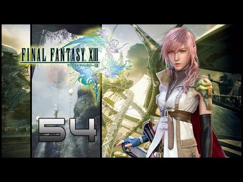 Guia Final Fantasy XIII (PS3) Parte 54 - Eden, Sede del Sanctum