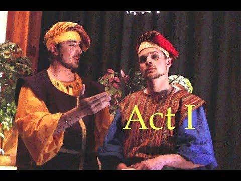 A Midsummer Night's Dream, Act 1, scene 2