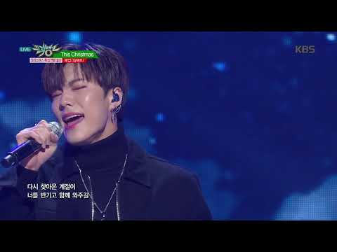 Free Download 뮤직뱅크 Music Bank - This Christmas(원곡 태연) - 제업jeup(imfact).20181221 Mp3 dan Mp4