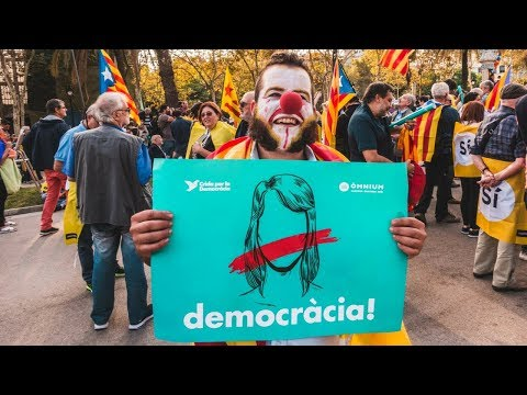 DECLARATION OF CATALONIA INDEPENDENCE