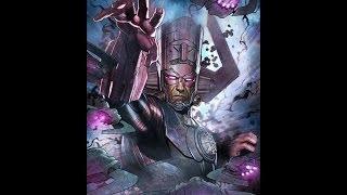 Grudge Match 40: Galactus vs Anti Monitor