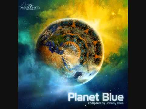 V.A. Planet Blue (Compiled by Johnny Blue)